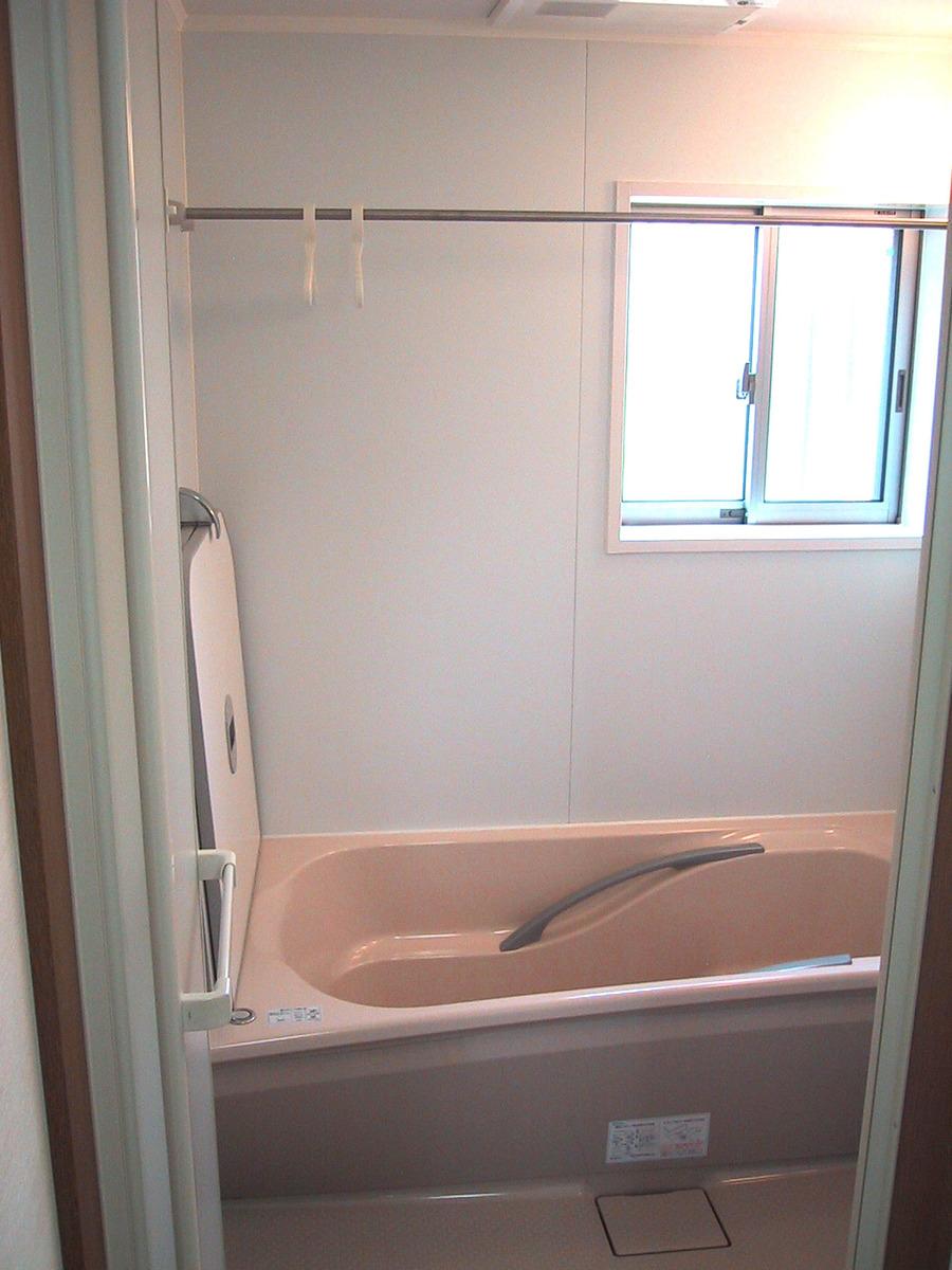 新築住宅水廻り(お風呂)