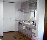 内装(天井・壁・天井) キッチンリフォーム