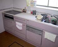 引き出しスライド収納、 食器洗い乾燥機、 人造大理石天板