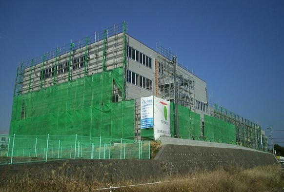 S社新築工事のサムネイル