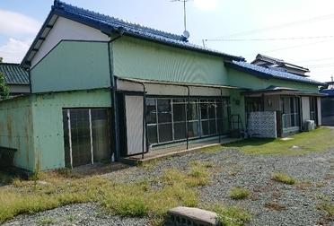 建物除去(解体工事)Before