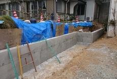 擁壁・階段・スロープ設置