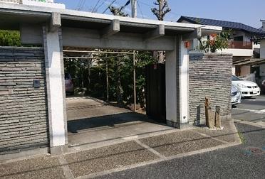 門扉取替工事(エクステリア)Before