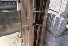 門扉修理のサムネイル