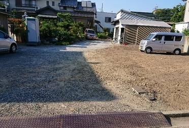 建物除去(解体工事)After