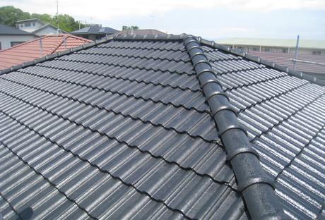 屋根をピカリAfter