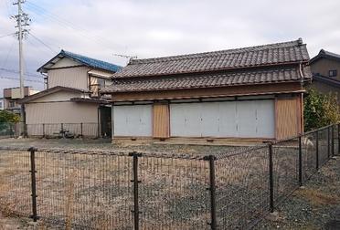 建物解体除去工事Before