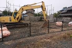 建物解体除去工事