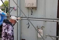 ガス給湯器の交換