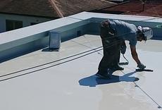 雨漏り修理(屋上防水工事)
