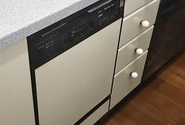 食洗器取替Before