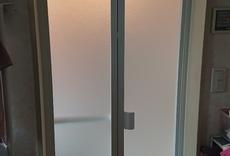 浴室(ユニットバス)の入り口扉リフォーム