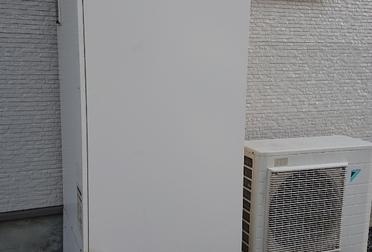 エコキュート取替工事Before