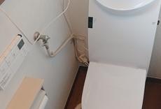 トイレ漏水・リフォームAfter