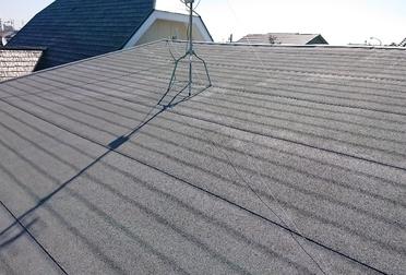 屋根葺き替え・雨漏り修理Before