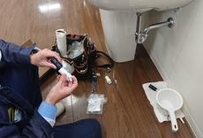 水栓漏水修理