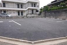 駐車場整備工事After