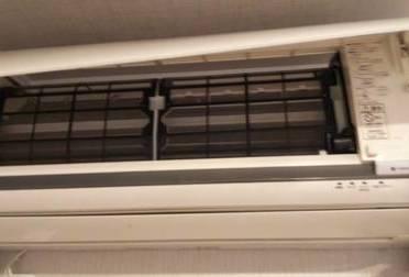空調機のクリーニングBefore