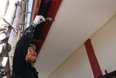 外装工事(住宅の塗装工事)